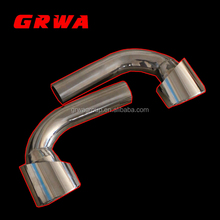 Car Accessory High quality universal Performance Stainless Steel 304 exhaust tips for Porsche 911 996