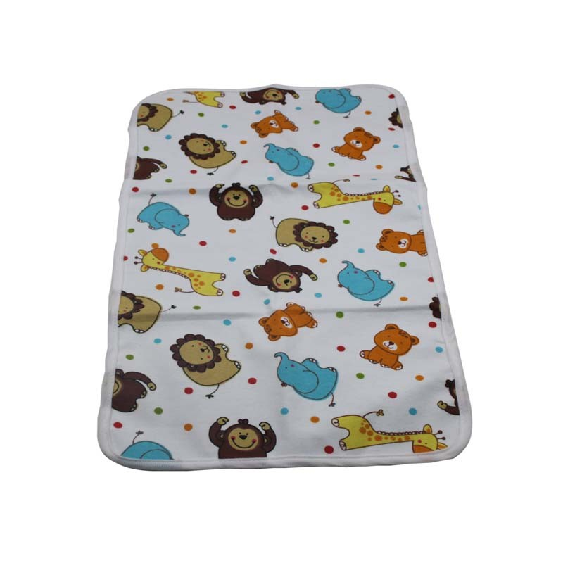 Baby Urine Mat Baby Waterproof Blanket Changing pads Leakproof Mat 50*70cm