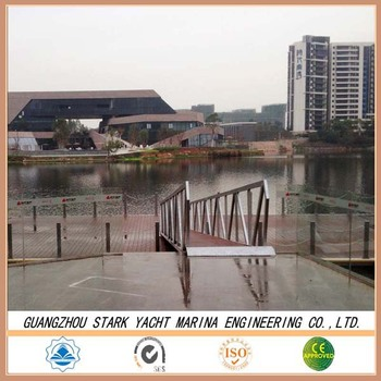 Normal Dock Stairs Aluminum Ladder Gangways For Floating Docks - Buy  Aluminum Alloy Gangway Ladder,Gangway Ladder With Handrail,China  Manufactured