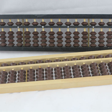 Wooden abacus educational learning toy for children