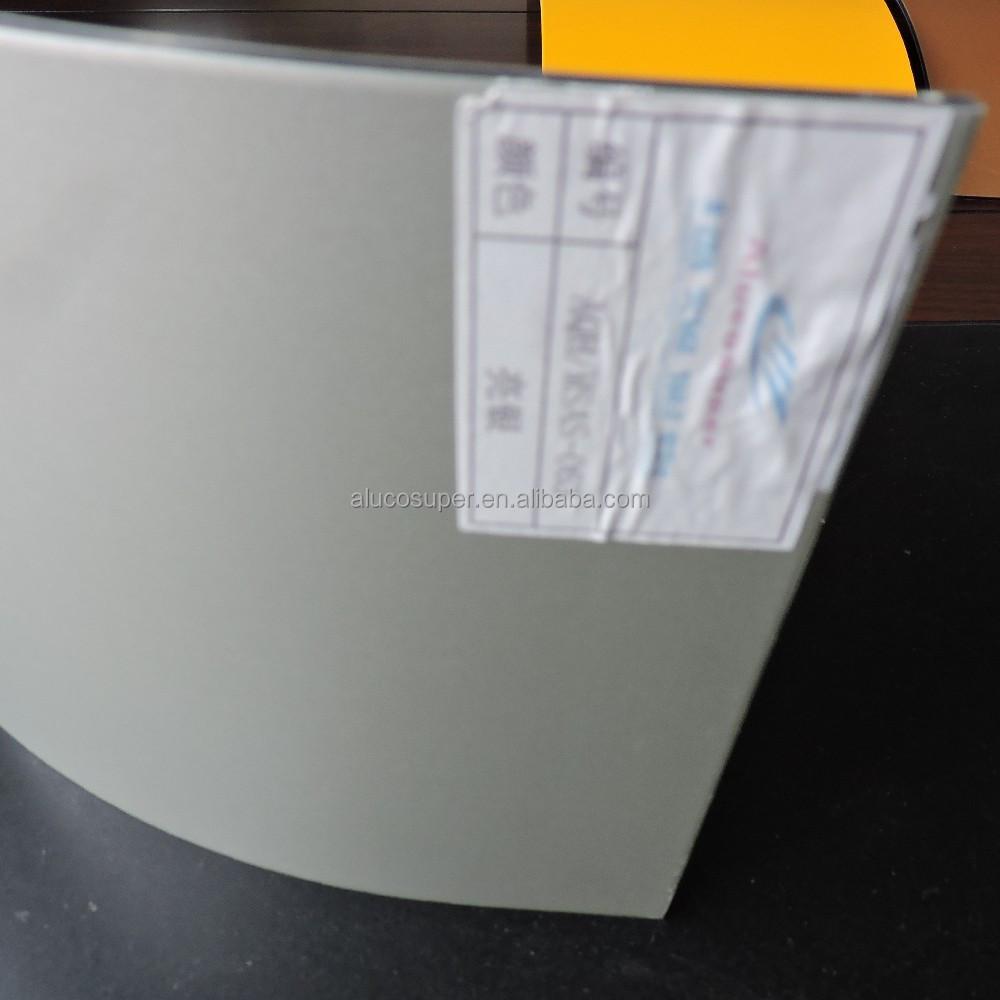 Alucobond feuille aluminium panneau composite acp - Panneau composite aluminium ...