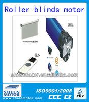 35mm 3N.m/28r radio tubular motor for roller blinds