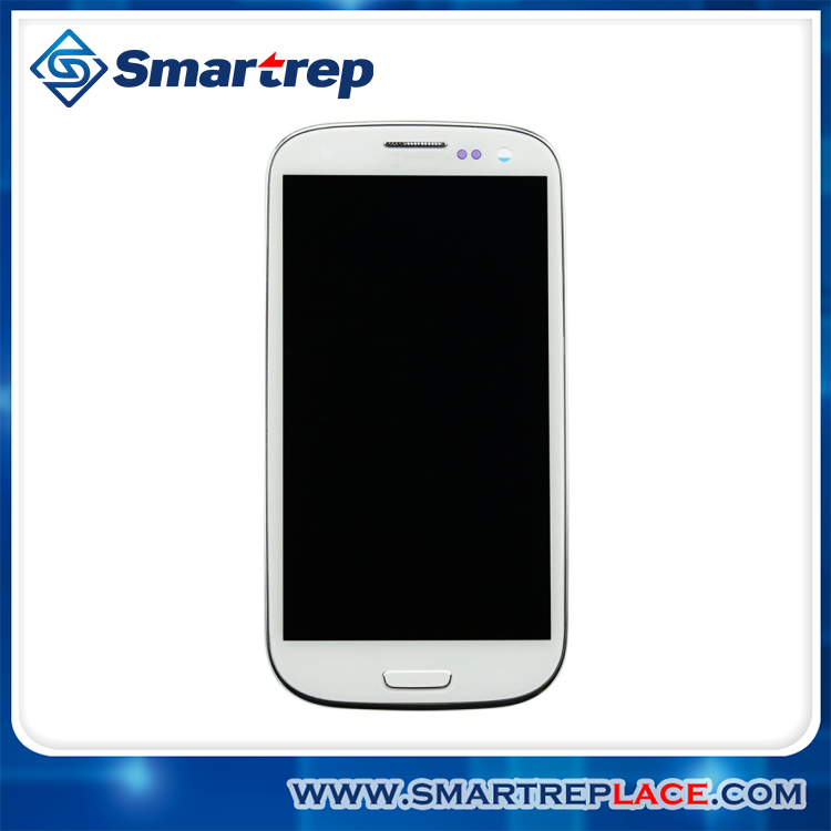 Low price china mobile phone for samsung galaxy s3 i9300 lcd screen display
