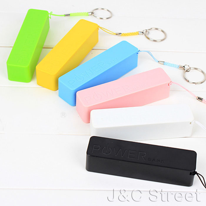 Universal Portable Charger Power Bank Mobile Power USB external battery 2600mAh for iphone,Samsung/All Mobile Devices
