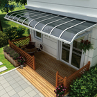 Waterproof Sunshade Terrace Canopy Design Outdoor Gazebo Canopy