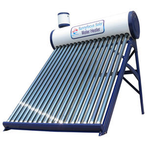 150liter solar panel Solar Water Heater System with Assistant Tank