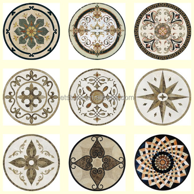 Waterjet Cutting Machinewaterjet Marble Mosaic Tile