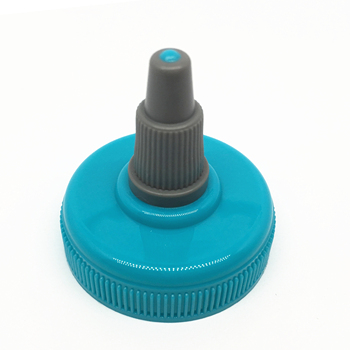 28/410 38/400 pointed mouth lids plastic twist cover bottle opener plastic bottle lid