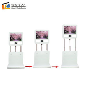 2018 The Most Portable Touch Screen Rental 3D Photo Booth