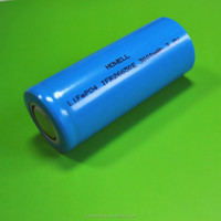 UL IEC62133 Approved 3.2v lifepo4 26650 /lifepo4 26650 rechargeable battery 3.2v 3000mah 3200mah