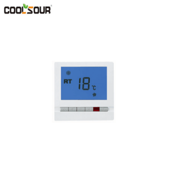 RESOUR Digital Room Thermostat, Digital Shower Temperature Control
