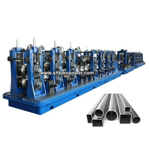 Best selling carbon steel welded pipe making machine tube welding machine