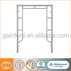 BS EN Standard Ringlock Scaffolding System With Base Collar