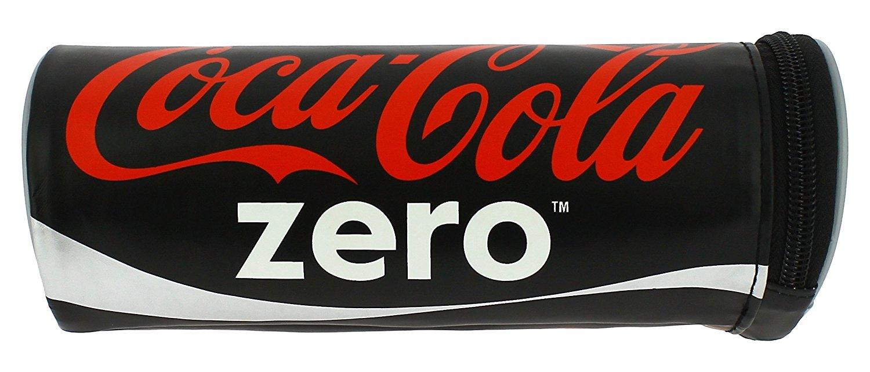 Novelty Coke Zero Zipper Pencil Case