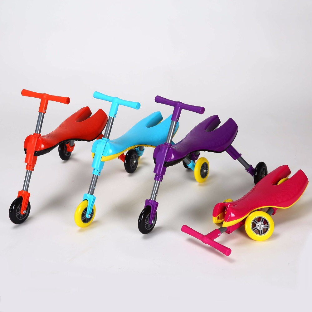 3 Wheel Scuttle Bug Scooter For 3 Age <strong>Kids</strong>