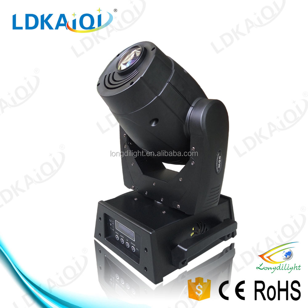 alibaba led lights moving head rain cover 90w Led Moving Head