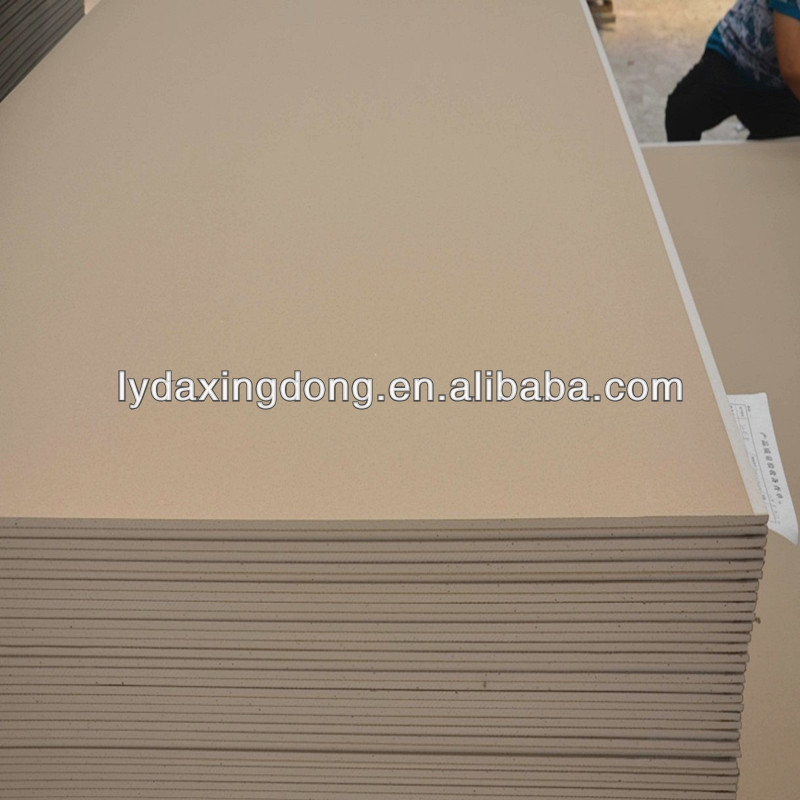 Linyi gypsum board manufacturing plant