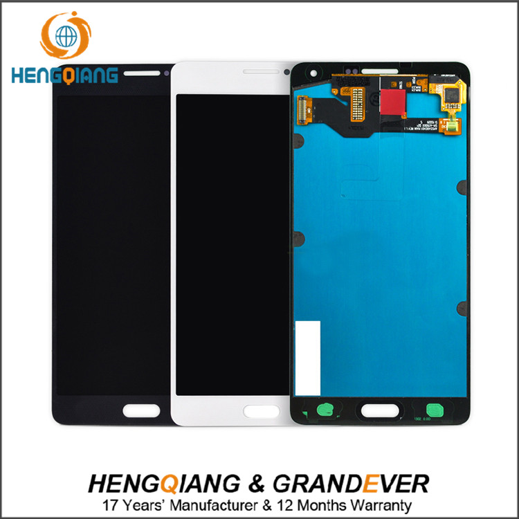 HOTT Refurbished LCD with middle frame For Samsung Galaxy A7 A710 A720 2015 2016 LCD Display Assembly