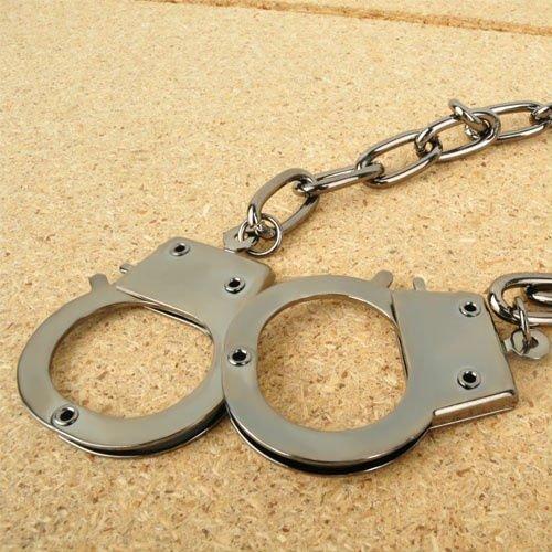 Handcuffs BELT CHAIN Smartphone punkstyle + GIFT BOX