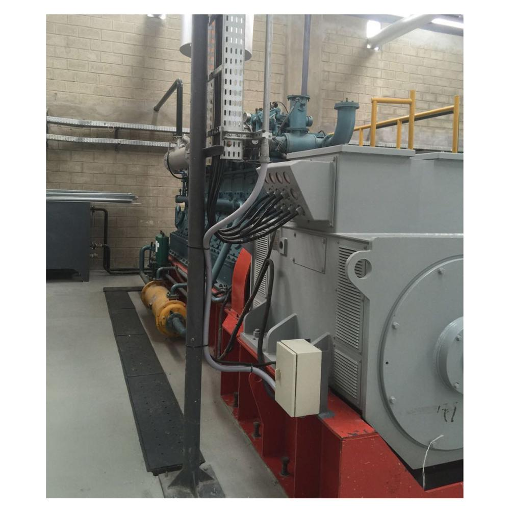 MSW Waste To Energy Gasification Plant