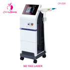 High power nd yag laser machine tattoo removal Treating pigmentation freckle dark spots