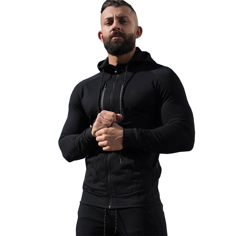 Zipper Custom Gym Jacket  Man XXXXL Hoodies