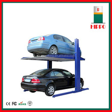 two post auto parking lifts manufacture
