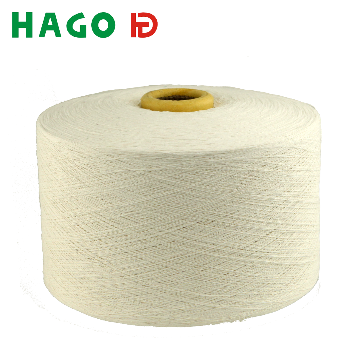 Ne 6s China manufacturer open end recycled milk cotton yarn for gloves