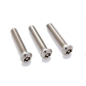 hardware fastener stainless steel two way screw