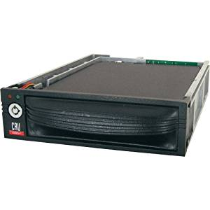 """Cru Acquisitions Group, Llc - Cru Dataport 10 Drive Enclosure - Internal - Black - 1 X Total Bay - 1 X 3.5"""" Bay """"Product Category: Accessories/Drive Cabinets"""""""