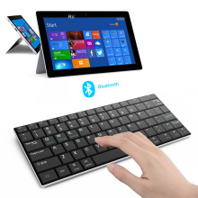 Cheapest Rii i9 Ultra Slim Bluetooth Mini Wireless Keyboard for smart phones / tablet / iPhone / iPad / Android / laptop etc
