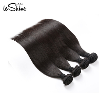 Top Seller Virgin Cuticle Aligned Bundles Raw 100% Real Brazilian Hair Pieces For Black Women With Long Lasting