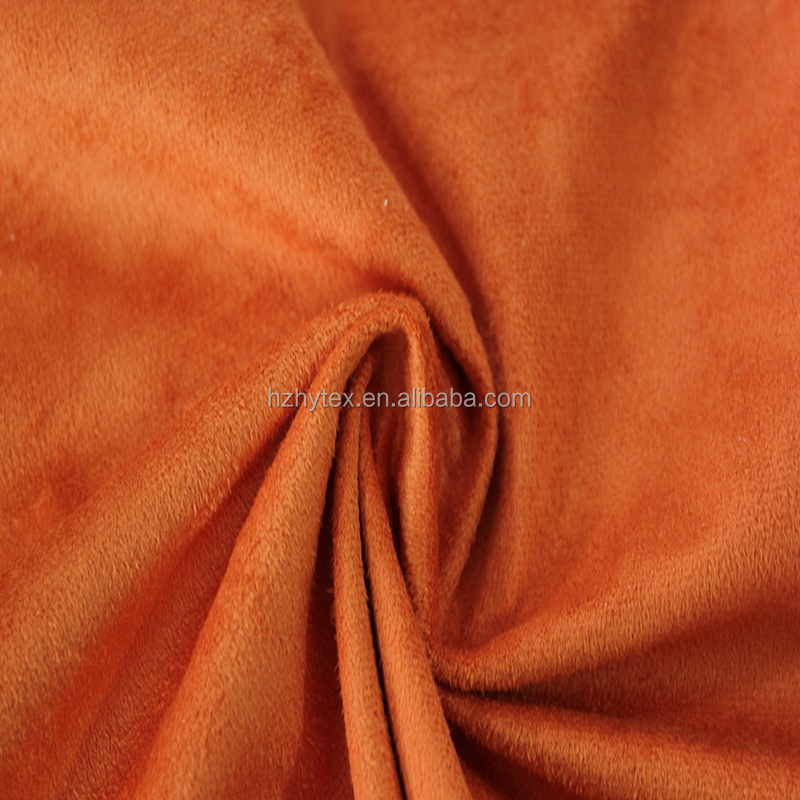 high quality micro suede fabric for automobile, shoes, bags
