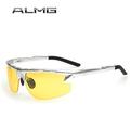 New Polarized Sunglasses Men Glasses Driving Glasses Night Vision Brand Design 8123