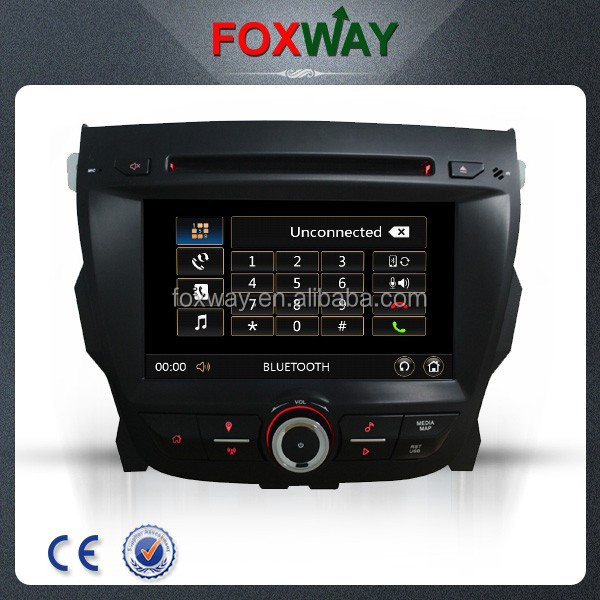"7"" touch screen good quality multimedia dvd car radio for MG5 with gps,radio,mirror-link"