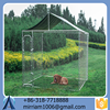 Large practical galvanized welded dog kennels or chain link dog cages/dog runs