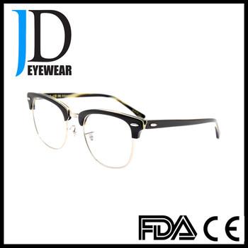 2016 Hand Made Acetate Designer Round Eyeglasses Frame Reading ...