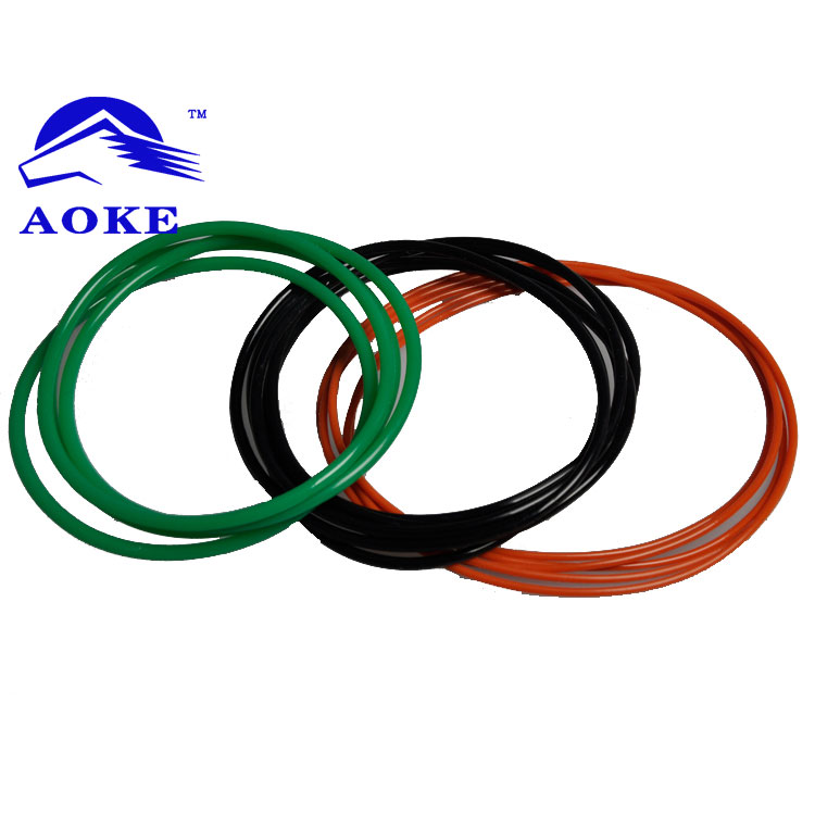 standard silicone Rubber O Ring/EPDM O-Ring <strong>seal</strong> /high temperature resistant Color Rubber O Ring manufacturer