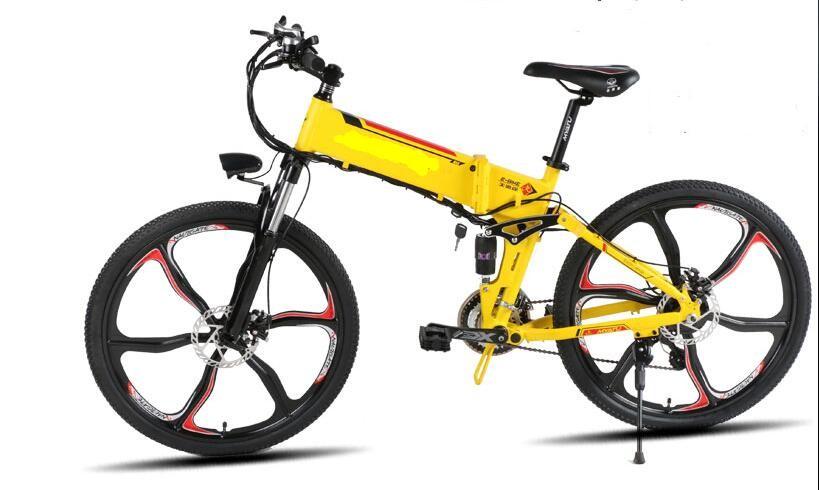 Name Brand Electric Chopper E Bicycles Mountain Bike For