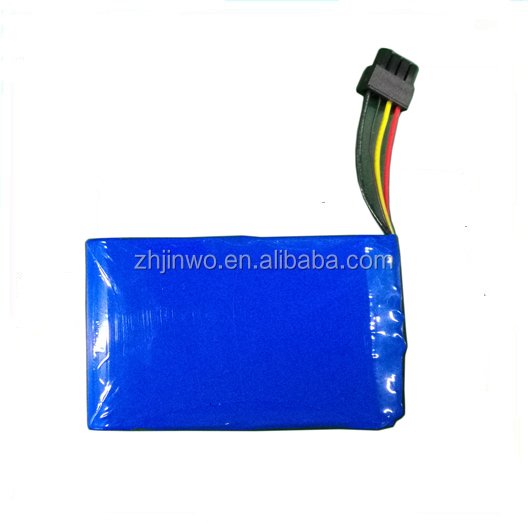 Jinwo 7.2V 1800mAh Replacement Battery for the Baxter Sigma Spectrum Infusion Pump