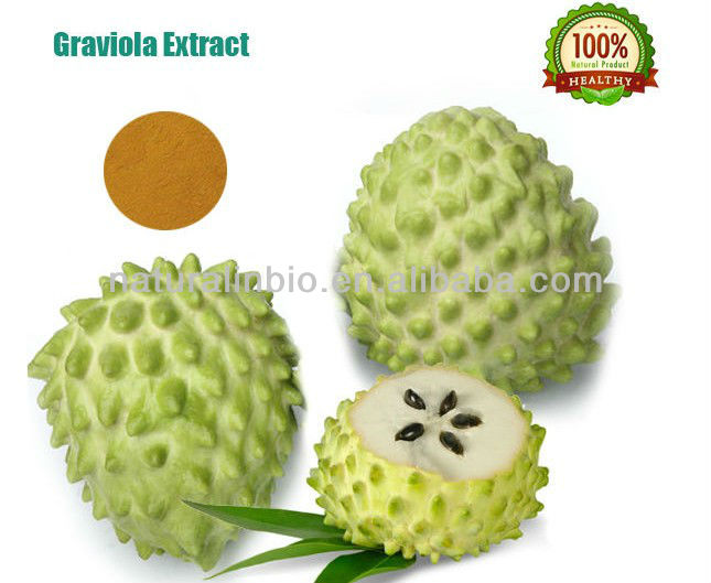 Low Price Supply 100% Natural Graviola Extract,Graviola,Soursop ...