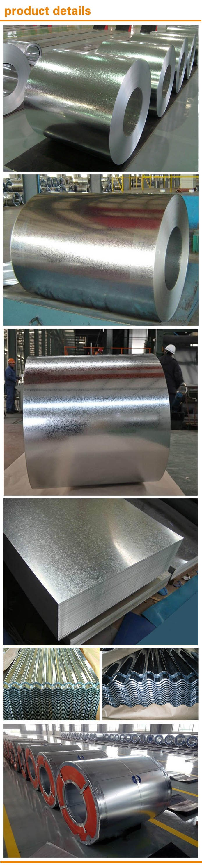Galvanized Steel Sheet Specification Buy Galvanized