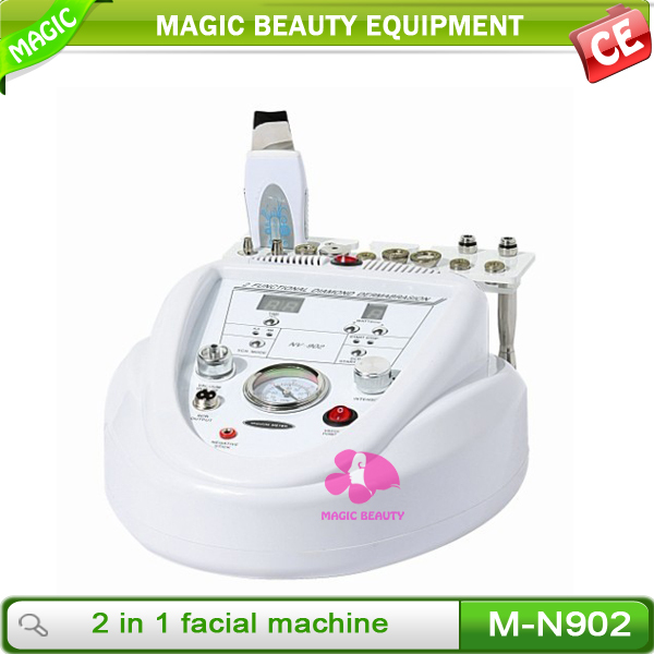2 in 1 diamond peel machine for skin whitening treatment