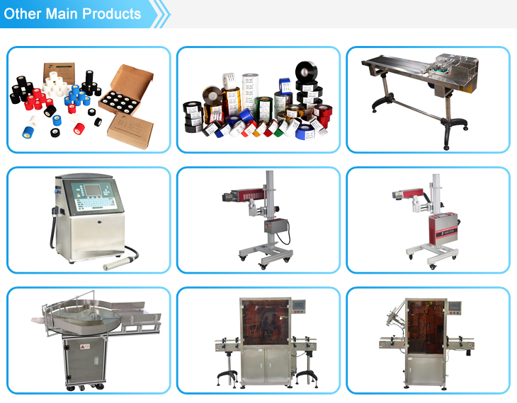 Different size can be produced batch coding machine coding foil manual date printer