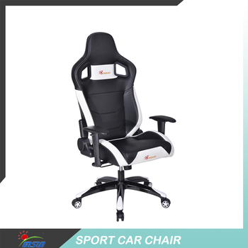 bifma top leather dxracer gaming racing office chair 7601i - buy