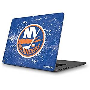 NHL New York Islanders MacBook Pro 13 (2013-15 Retina Display) Skin - New York Islanders Frozen Vinyl Decal Skin For Your MacBook Pro 13 (2013-15 Retina Display)