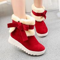 zm42472a China new design low moq good quality beautiful women warm winter snow flat boots