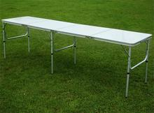 6Ft Portable Picnic Folding Table Furniture