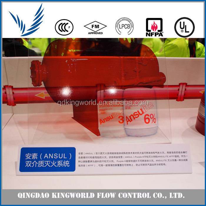Chemical Fire Product Ansul Foam Liquid for Fire Fighting