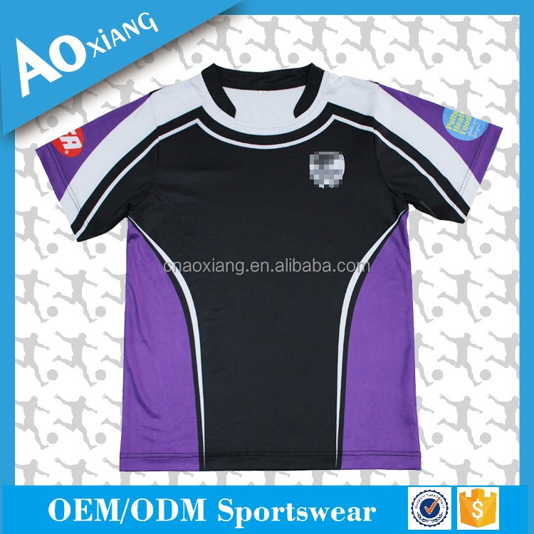 AOXIANG New Deseign Rugby Shirt